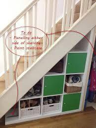 under stairs storage - Google Search