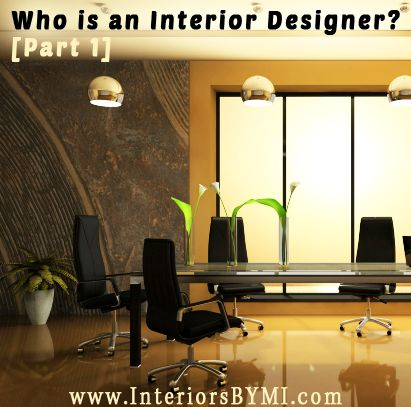 There is a lot of presumption about this profession especially in North America. TV programs really helping to fuel this wrong presumption but to tell you the truth, profession of interior design is much more than that.  BLOG POST: http://interiorsbymi.com/interior-designer/ #InteriorDesign #Design #InteriorDesigner