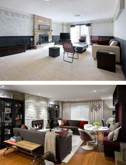 Ideas para renovar nuestro hogar antes y despues d co for Renovar hogar