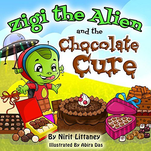 free kids book zigi the alien and the chocolate cure