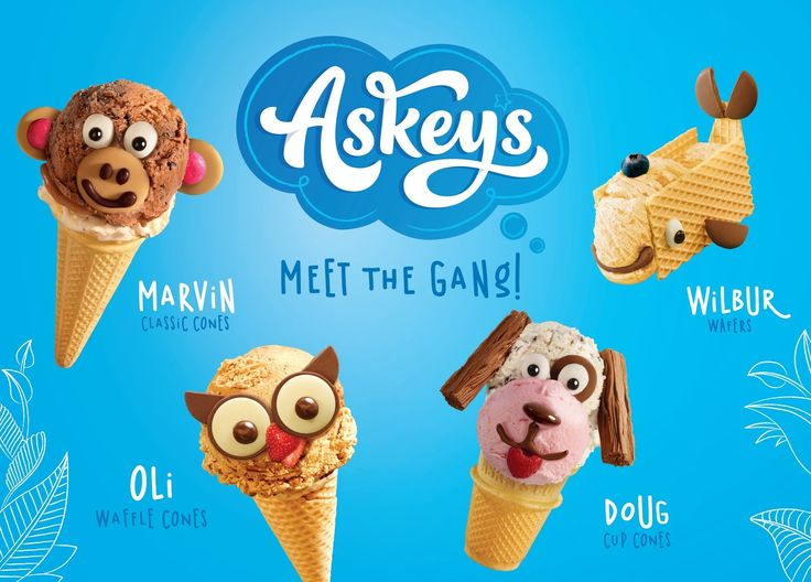 Askey's - Making Your Own Fun on Packaging of the World - Creative Package Design Gallery