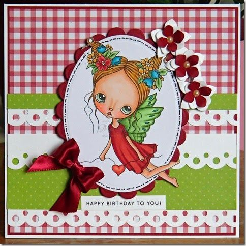 PPINKYDOLL Stamps