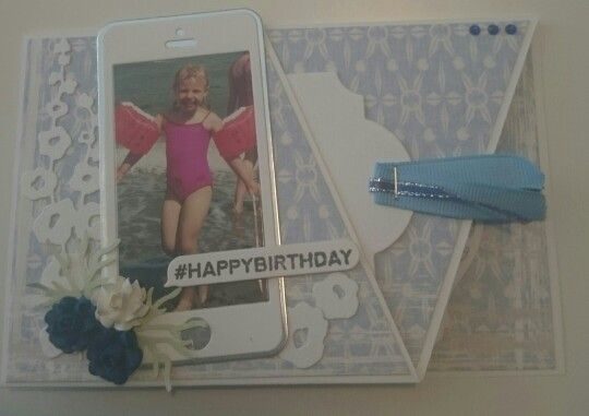 18 års fødselsdagskort - lukket