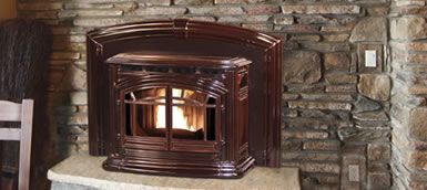 Pellet Zero Clearance Fireplaces