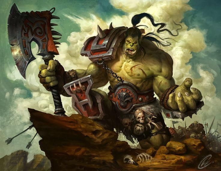 73 Best Warhammer Fantasy Orcs Amp Goblins Army Inspiration
