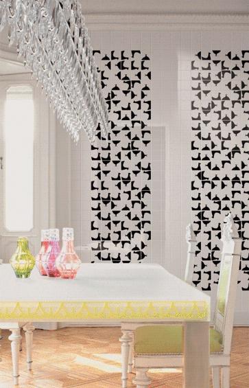 animal print tiles