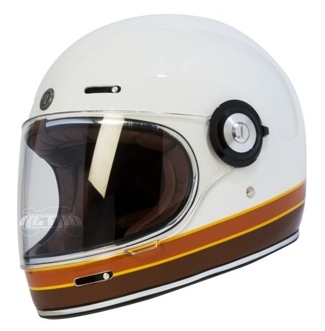 3ca6f797 Torc T-1 Retro Full Face Helmet - Iso Bars | Helmets | Motorcycle ...