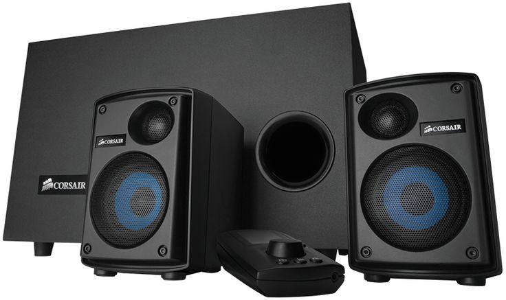 Βρες τιμές καταστημάτων για το Corsair SP2500 High-power 2.1 PC Speaker System. Διάβασε απόψεις χρηστών και τεχνικά χαρακτηριστικά για το Corsair SP2500 High-power 2.1 PC Speaker System ή ρώτησε την κοινότητα ερωτήσεις σχετικά με το Corsair SP2500 High-power 2.1 PC Speaker System.