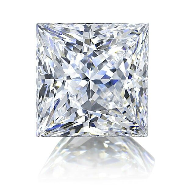The most popular shape of diamond has for a long time been the Round Brilliant, the second most popular shape has always been the Princess Cut.   Princess Cut is known as a Fancy Cut Diamond. The Princess diamond is a square brilliant cut diamond with sharp, uncut corners.  The Princess Cuts approximately 76 facets adds to its brilliance and fire, helping it rival the visual effect of a Round brilliant.   If you love the Life & Fire of the traditional Round brilliant cut but want…
