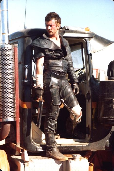 #The Road Warrior #Mad Max #Mel Gibson