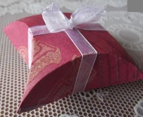 Easy Steps to Make a Pillow Gift Box