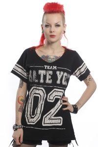 Hate Varcity Gothic T-Shirt