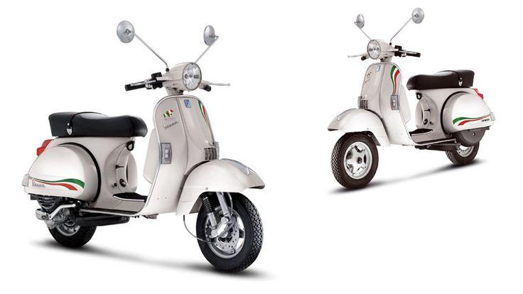 Vespa PX 125 Unita Italia