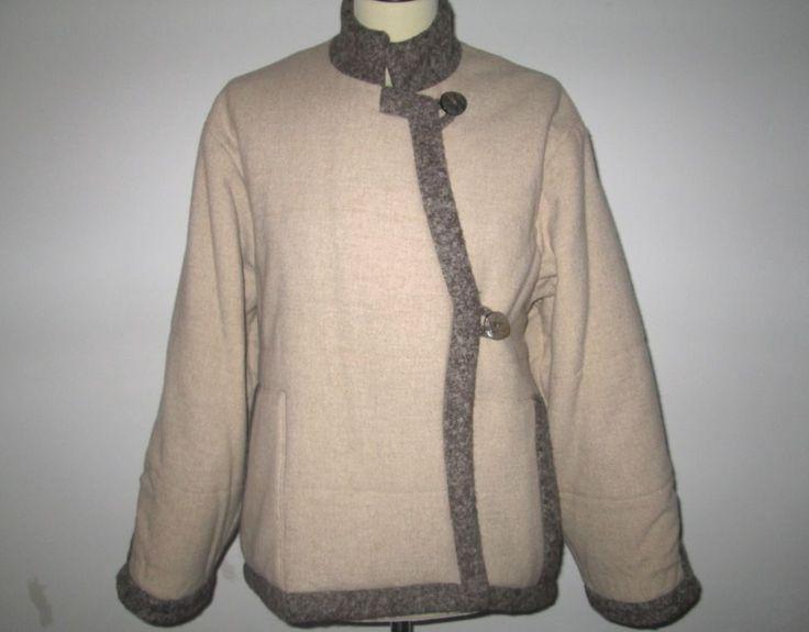 Details Zu Mothwurf Janker Aus Wolle Kaschmir Alpaka Gr S Kaschmir Mantel Jacke Und Mode