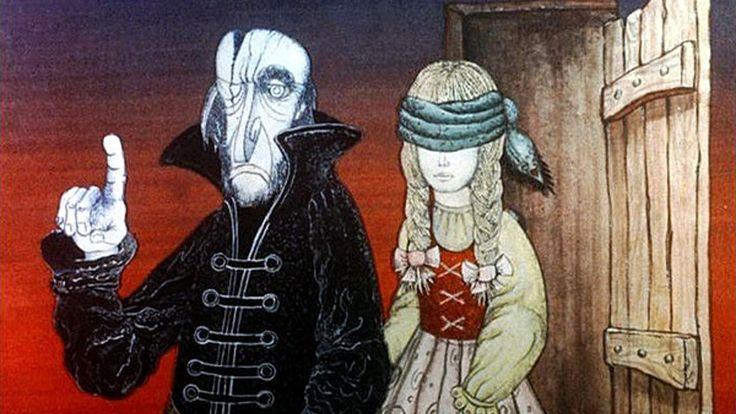 Čarodějův učeň - Karel Zeman 1977
