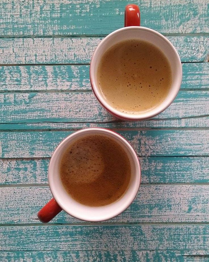 Zoli és én - munka közben - kávét fotóztunk
