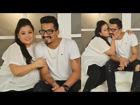 Comedian Bharti Singh and Haarsh Limbachiya's Pre Wedding Photoshoot - EXCLUSIVE - Download This Video   Great Video. Watch Till the End. Don't Forget To Like & Share Comedian Bharti Singh and Haarsh Limbachiya's Pre Wedding Photoshoot EXCLUSIVE harti Singh and her fiance Haarsh Limbachiyaa are soon getting married and it seems the countdown to their wedding has begun. Bharti and Haarsh fixed up a pre-wedding photoshoot of sorts because the wanted to get some good pictures clicked together…