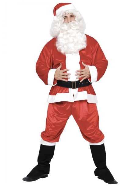 We've got SANTA SUITS for sale instore and online! Visit http://www.crackerjackcostume.com.au/ to order yours now!