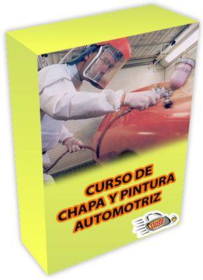 VendeShop: Curso de chapa y pintura, mecánica automotriz, tuning y fibra de vidrio http://www.vendeshop.com/material/automovil_chap.html