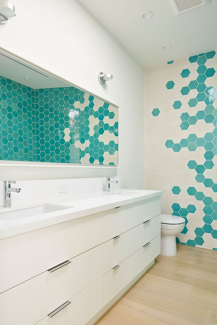 hex tile bathroom 25 best ideas about honeycomb tile on tile 13109 | 8ad327be79ff5b752bfdd0c3f3275933