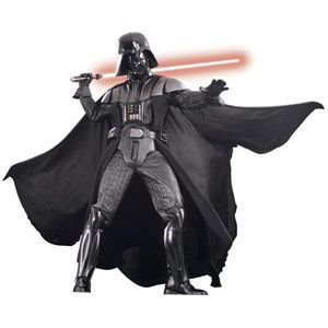 Star Wars - Supreme Collector's Edition Adult Darth Vader Costume - Officially Licensed