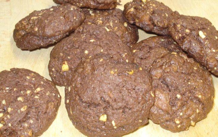 Σπιτικά Σοκολατένια Μπισκότα