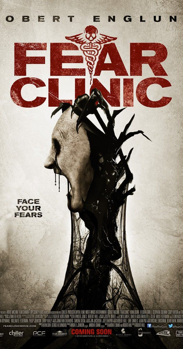 Directed by Robert Hall.  With Thomas Dekker, Robert Englund, Kevin Gage, Fiona Dourif. A doctor works to cure patients suffering from crippling phobias by placing them inside his invention which induces and controls hallucinations.