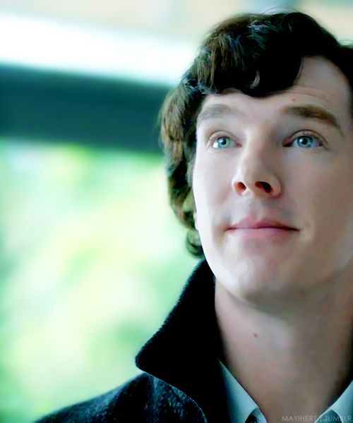 Sherlock. I love seeing old pictures and appreciating them more due to information acquired post-post. (post-post lol)