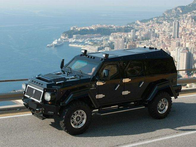 Pricing Released for 2012 Conquest Knight XV Armored Vehicle ...
