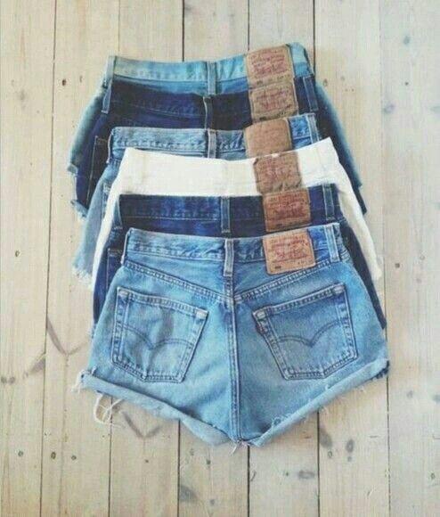 Shorts nunca é demais. ...