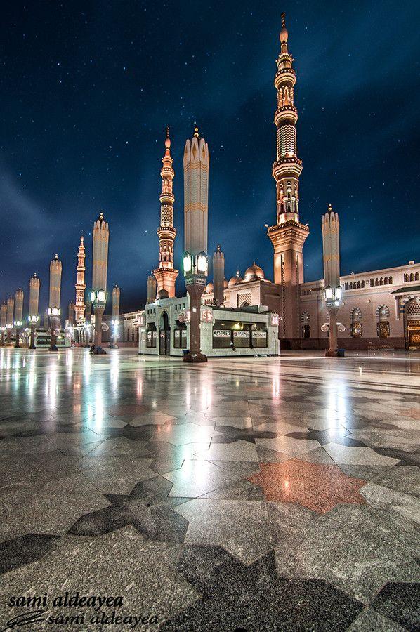 المدينه المنوره من زاويه اخرا by سامي الدعيع on 500px