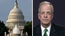Sen. Jerry Moran discusses the 2014 Senate races | Fox News Video