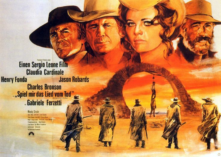 stagecoach movies   Once Upon A Time in the West (1968) Dir. Sergio Leone