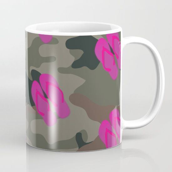 I saw Cady Heron wearing army pants and flip flops ... - quote from Mean Girls Mug by AllieR #meangirls #flipflops #armypants #cadyheron #reginageorge #glencoco #movie #quote #moviequote #lol #funny #cute #love #gift #gifts #blanket #blankets #throw #throwblanket #home #room #decor #design #pattern #camo #camoflauge
