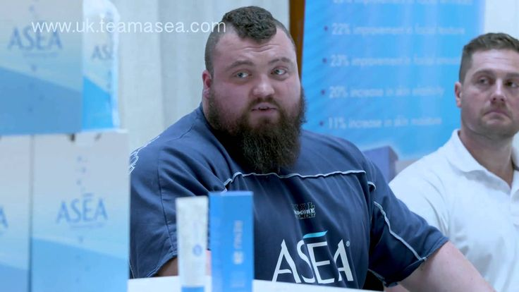 Steve Ottewell ASEA UK Presents Britain's Strongest Man Eddie Hall In Cornwall   Spot Yourself In the Video and thanks for Supporting the ASEA UK Strongman Seminar   For More Info on ASEA and Renu 28 Please go along to Eddie's Site at   www.UKSM.TeamASEA.com