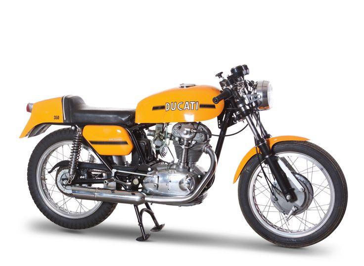 1970 Ducati 350 Desmo he grandfather of my Sport Classic Biposto 1000.... soooo cool bike :)))