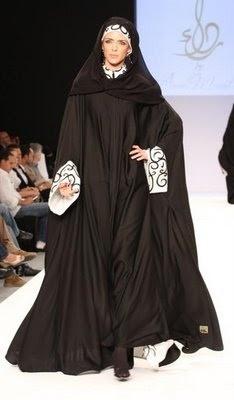 How To Live Like an Omani Princess: Gulf Designer Abaya Brands: Amal Murad for Redaa