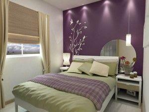 Resultado de imagem para cor para quarto de casal romantico