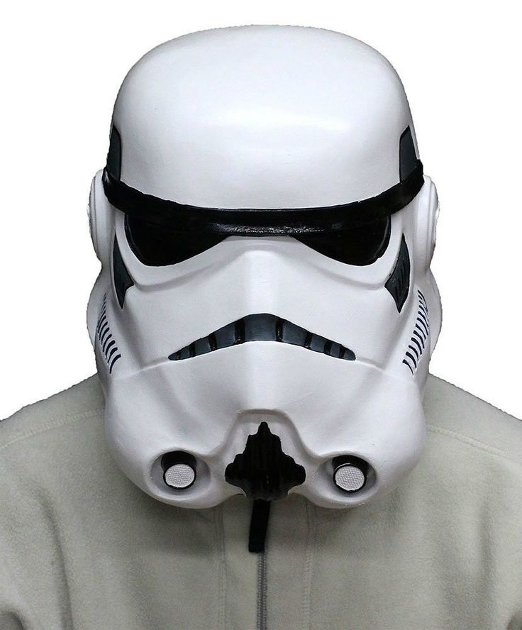 Star Wars Storm trooper Full Face Rubber Mask from Japan Ogawa studio #Ogawastudio #mask #Christmas