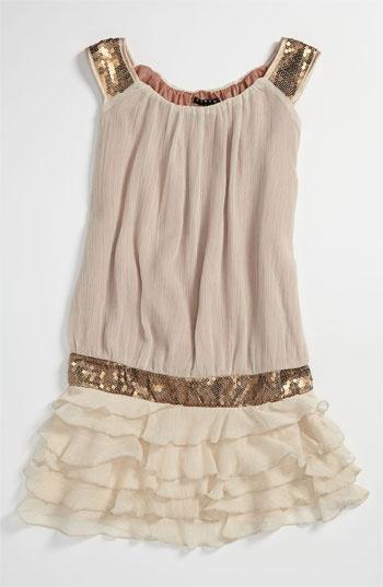Sisley Young Sequin Dress