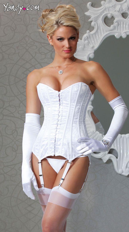 41 Best Corsets Images On Pinterest White Corset Lace