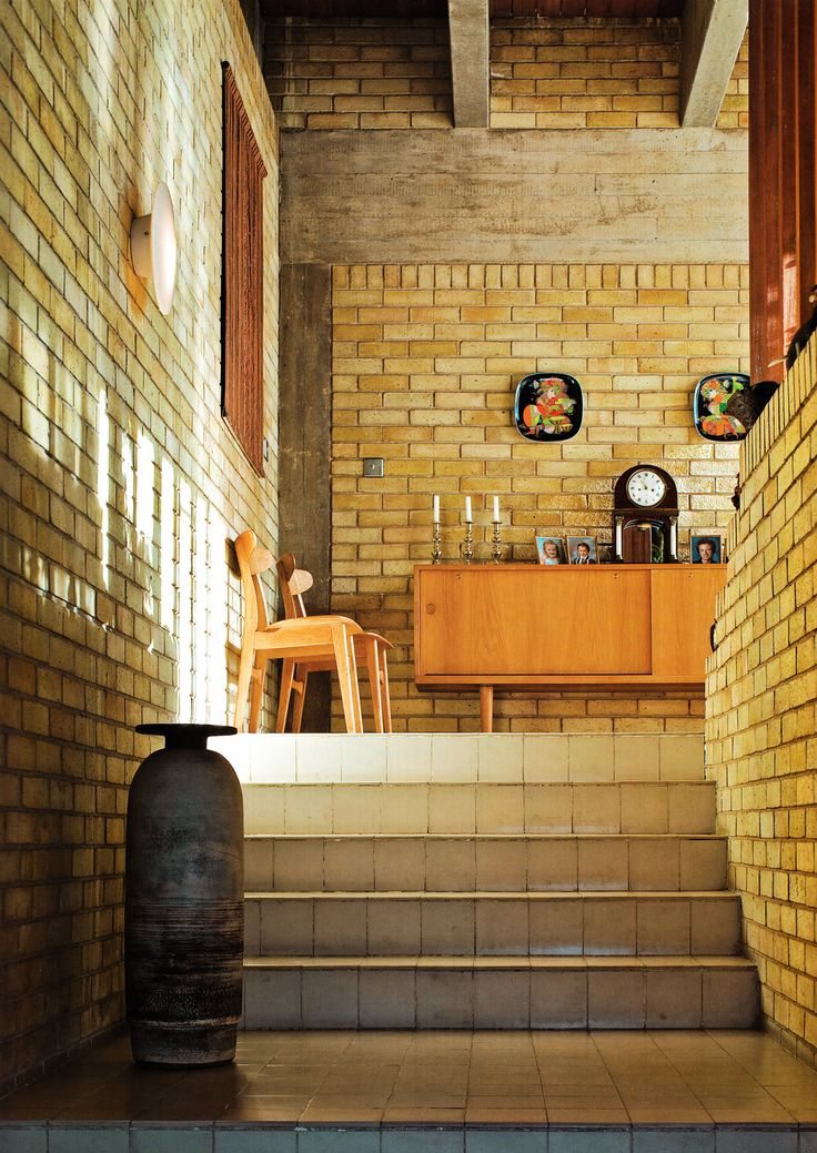 Bright Spark: Bright House by Jorn Utzon. Repinned by Secret Design Studio, Melbourne. www.secretdesignstudio.com