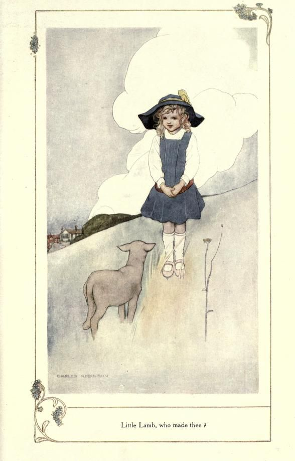111 Best Mary Had A Little Lamb Illustrations Images On