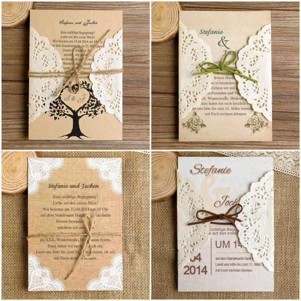 115 besten wedding karten bilder auf pinterest | einladungskarten, Einladungsentwurf