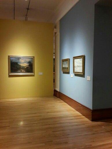 MUNAL. Exposición: Territorio Ideal. José Maria Velasco.