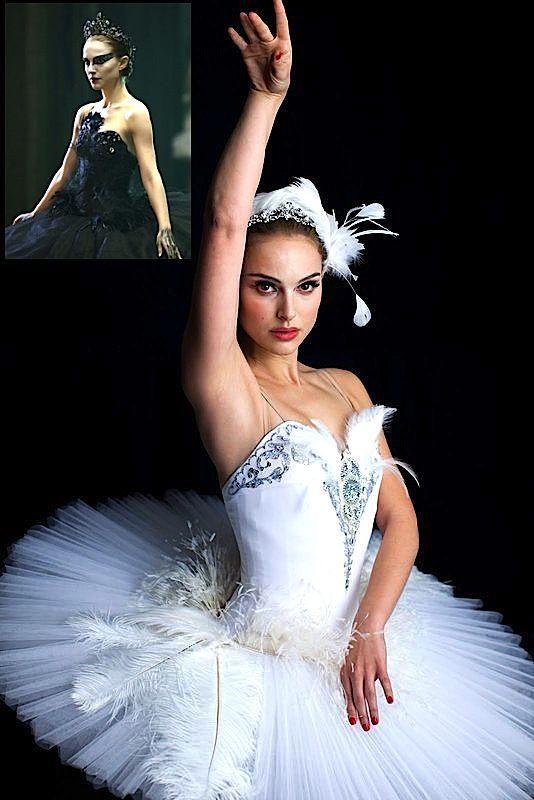 Natalie Portman, Rodarte, Cisne negro (Black Swan)