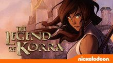 The Legend of Korra: strong, fierce, and vibrant.