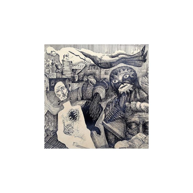 Mewithoutyou - Pale horses (Vinyl)