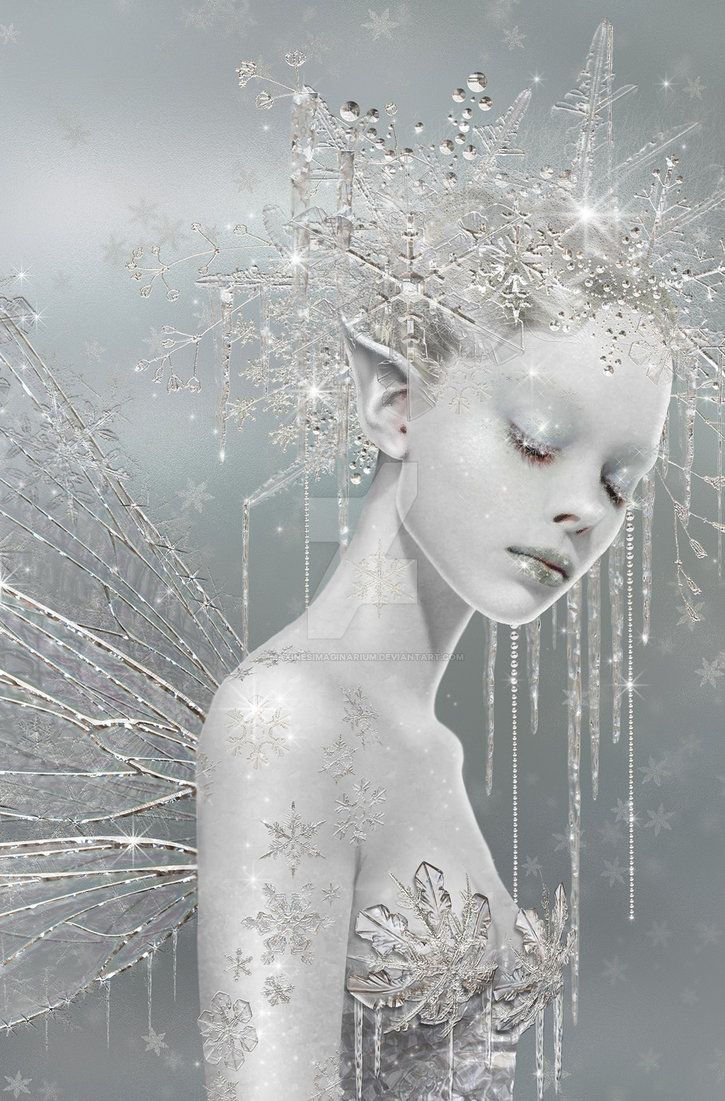 Snow by Maxine Gadd ~•º•~>¡<•º•>!<•º•>¡<~•º•~ Beautifulest…