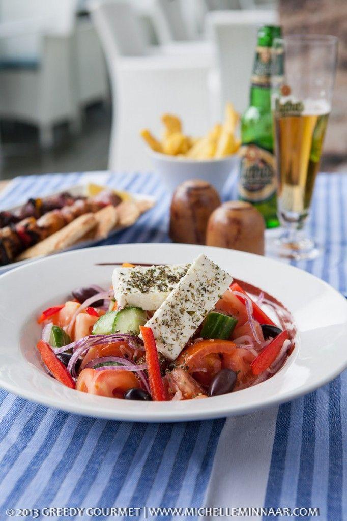 Greek Salad | Greedy Gourmet